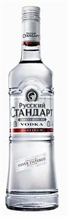 Russian Standard Vodka Platinum 1.00l